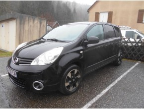 Train arriere complet pour NISSAN NOTE I PHASE 2