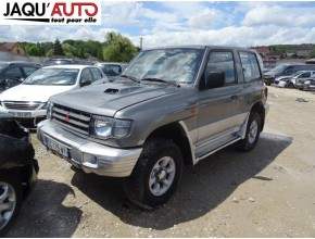 Train arriere complet pour MITSUBISHI PAJERO II BREAK COURT