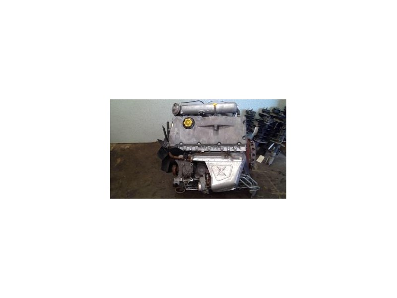 Moteur pour LAND ROVER DISCOVERY III