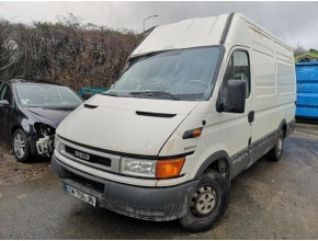 Train arriere complet pour IVECO DAILY FOURGON 1999
