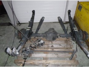 Pont (propulsion) pour IVECO DAILY V CHASSIS