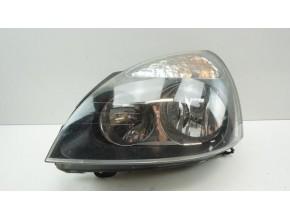 Optique avant principal gauche (feux)(phare) pour RENAULT CLIO 2 CAMPUS PHASE 2