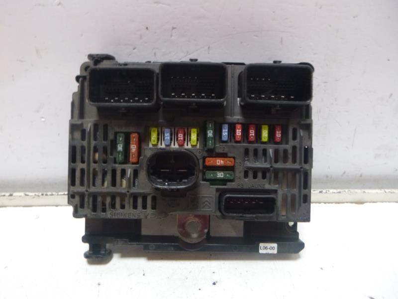 Boitier BSM pour PEUGEOT 307 PHASE 2
