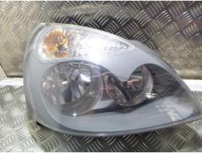 Optique avant principal droit (feux)(phare) pour RENAULT CLIO II PHASE 3