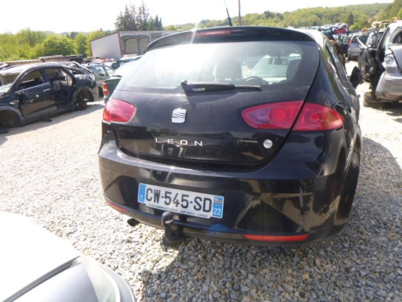 Pare choc arriere pour SEAT LEON III PHASE 2