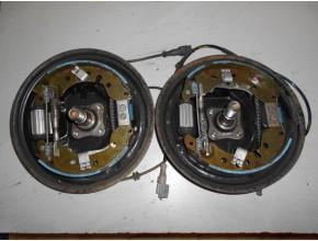 Kit de freins arriere pour RENAULT TWINGO II PHASE 2