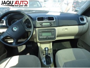 Banquette arriere (KIT DERIV VP) pour SKODA ROOMSTER PHASE 1