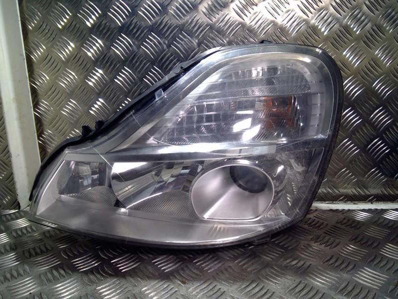 Optique avant principal gauche (feux)(phare) pour RENAULT GRAND MODUS