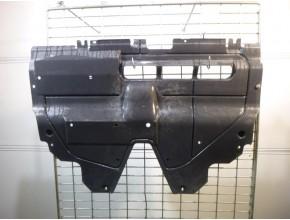 Cache sous moteur pour PEUGEOT 206+