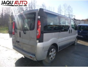 Pare soleil gauche pour RENAULT TRAFIC II PHASE 3 FOURGON